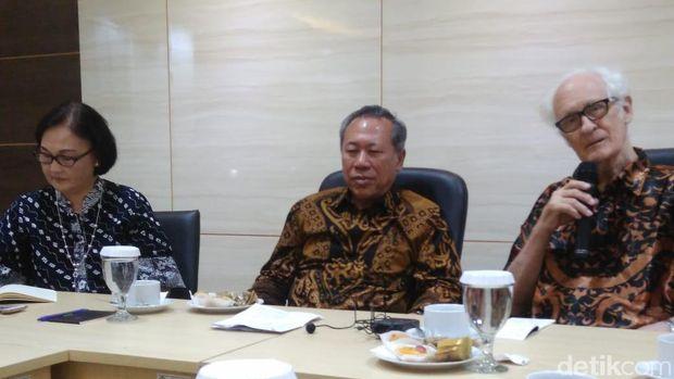 Diskusi 'Strategi Kebudayaan dan Rajutan Sosial Pasca Pemilu'