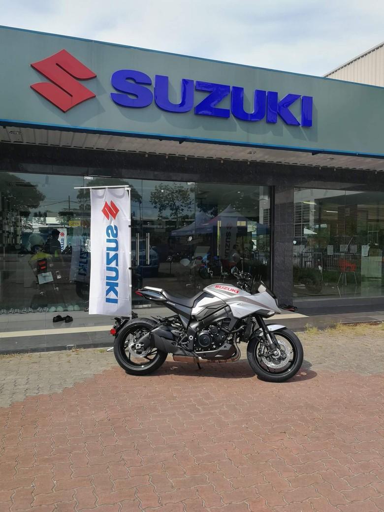 Suzuki Katana di Malaysia. Foto: Facebook Suzuki Malaysia