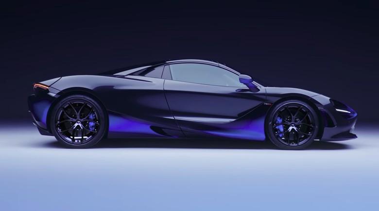 McLaren. Foto: Youtube McLaren Automotive
