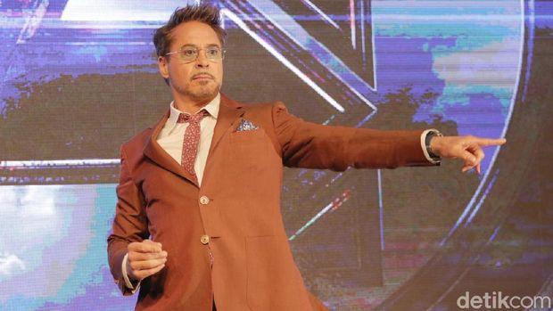 Robert Downey Jr Disebut Satu-satunya yang Tahu Jalan Cerita 'Avengers: Endgame'