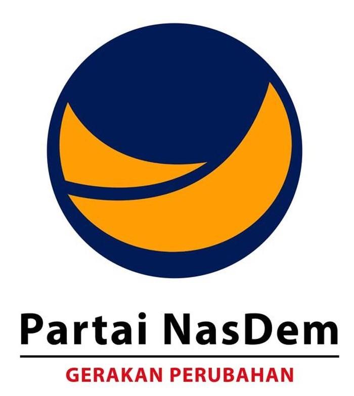 Logo NasDem (Dok. Redaksi)