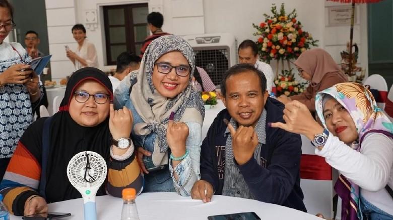 76% WNI di Hanoi Vietnam Gunakan Hak Pilih Pemilu 2019