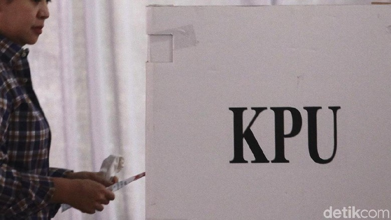 Rekapitulasi KPU: PDIP Unggul di Banten, Disusul Gerindra dan Golkar