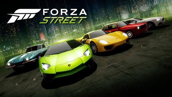 Forza Street, game gratisan dari franchise Forza. (Foto: Dok. Turn 10 Studios)
