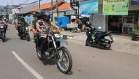 Suzuki Tak Mau Jual DR 200 yang Dipakai Brimob?