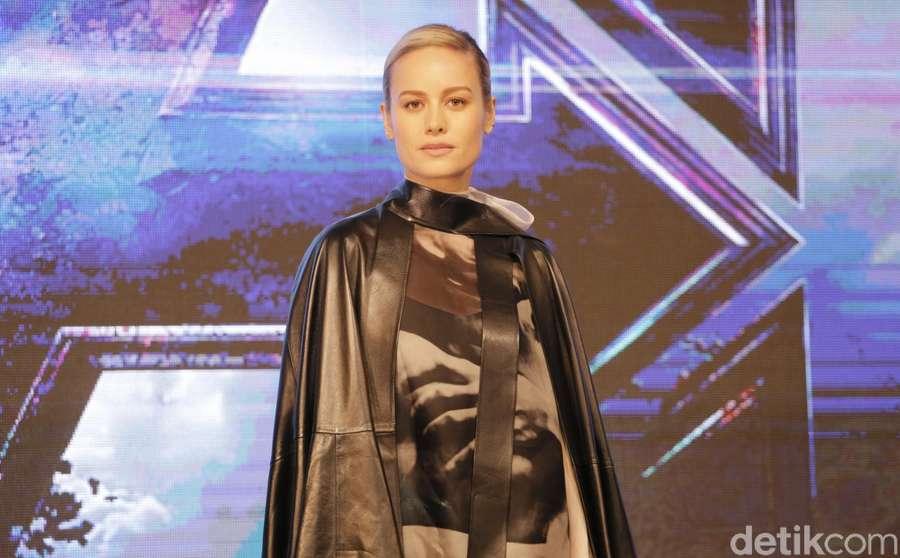 Pesona Brie Larson, Si Captain Marvel