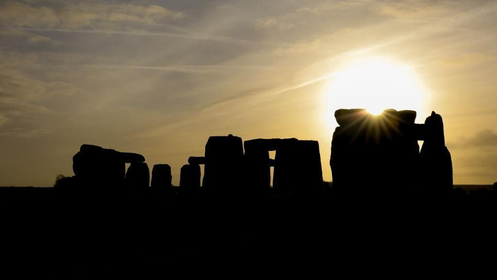 Ilmuwan Ungkap Sosok yang Membangun Stonehenge