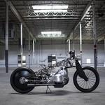 Motor Modif dengan Mesin Boxer Anyar BMW, Garang Banget!