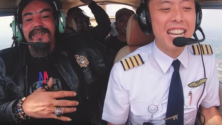 Akhirnya Limbad Buka Suara saat Diajak Terbang, Penasaran?