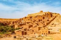 Beranjak ke Maroko, ada Ait-Ben-Haddou yang merupakan latar lokasi Yunkai (iStock)