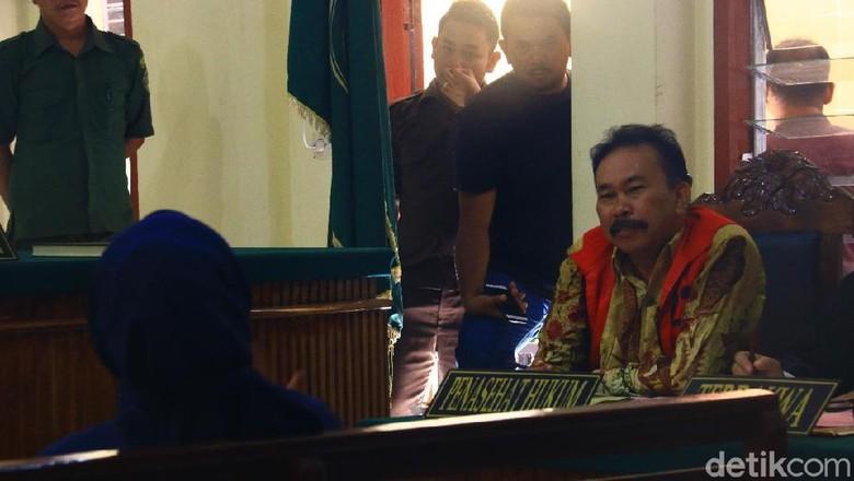 Kasus Calo CPNS, Eks Bupati Raja Bonaran Situmeang Dibui 5 Tahun