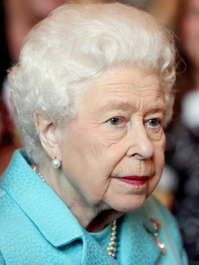 Ratu Elizabeth II (Jonathan Brady/Pool via REUTERS)