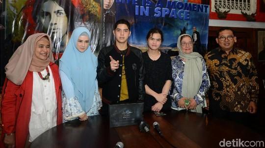 Ahmad Dhani Belum Habis di Dunia Musik