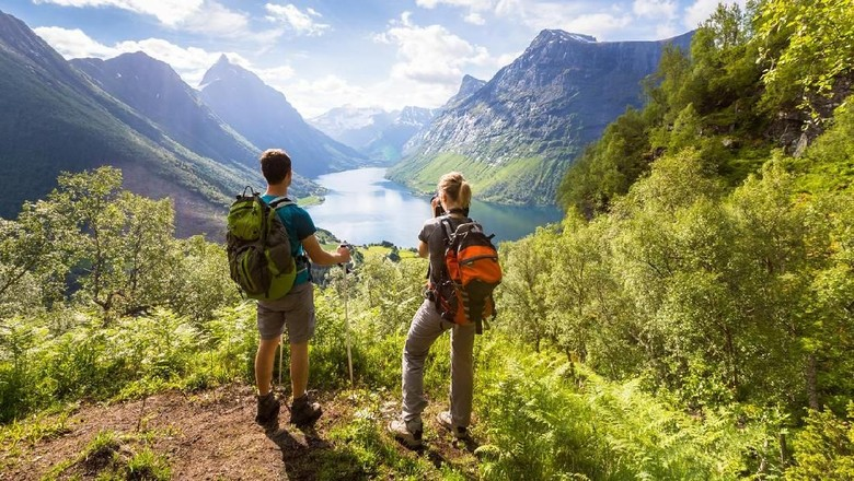 Norwegia, negara yang ramah lingkungan (iStock)