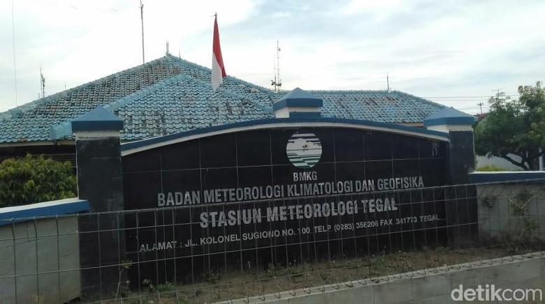 BMKG: Tegal dan Brebes Berpotensi Hujan Angin Saat Hari Coblosan