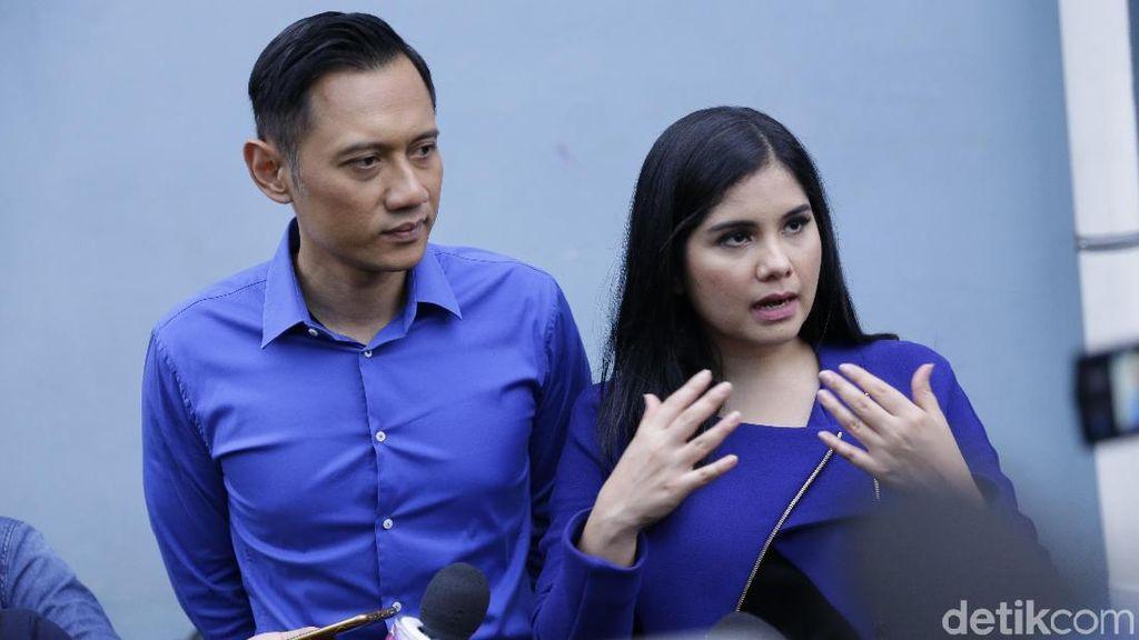 Cerita Tentang Kesulitan, AHY Dapat Semangat dari Ani Yudhoyono