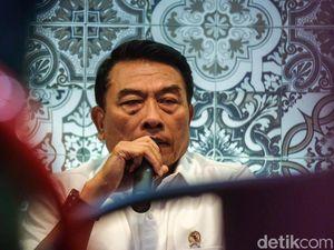 Moeldoko soal Isu Kecurangan Pemilu: Selesaikan Secara Konstitusional