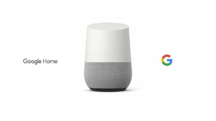 Google Home, salah satu smart speaker populer. (Foto: Dok. Google)