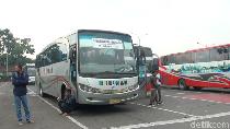 4 Ribu Lebih Bus AKAP-AKDP Layani Mudik Lebaran di Jabar