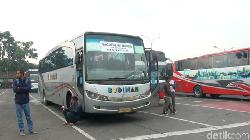 3 Bus Mudik Gratis Pemkot Bandung Diberangkatkan 31 Mei