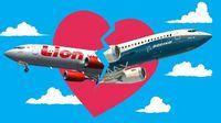 Balada Retaknya Kemesraan Lion Air dan Boeing