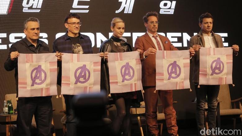 Masih Rahasia! Para Aktor Akui Tak Tahu Akhir Cerita Avengers: Endgame