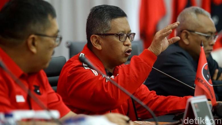 Hasto Kristiyanto Serukan Pemilu 2019 Berlangsung Adil
