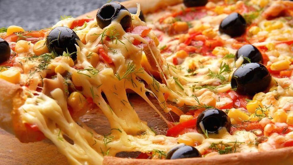 Mumpung Besok Libur, Yuk, Ngemil Pizza Norvegese dan Egg Chiffondi Citos!
