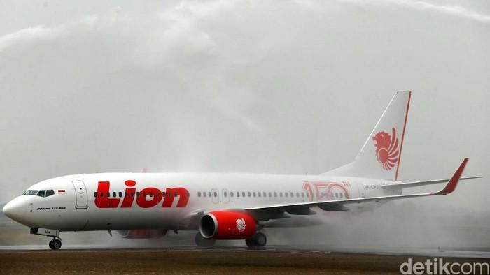Ilustrasi Lion Air Group. Foto: dok detikcom