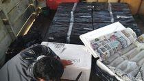 Aparat Bidik Pengepul Baby Lobster Ilegal di Jabar