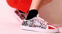 KFC Rilis Sneakers Edisi Terbatas, Cuma Ada 8 Pasang di Dunia