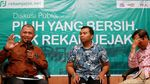 Mahfud MD Ajak Pemilih Cek Rekam Jejak Sebelum Mencoblos