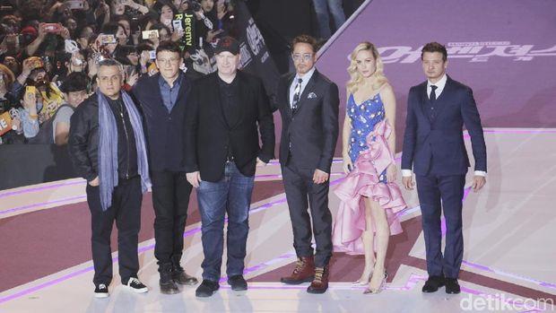 Ditanya Peluang Oscar, Joe Russo: Kami Membuat 'Endgame' untuk Para Fans