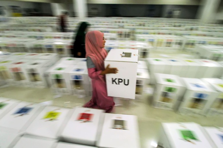 KPU: Petugas KPPS yang Meninggal Bertambah Menjadi 230 Orang
