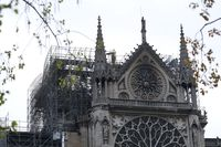 Katedral Notre-Dame Terbakar, Vladimir Putin Berduka