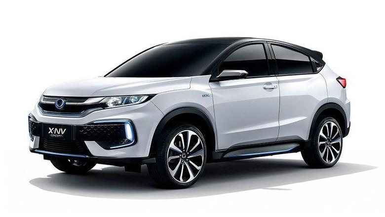 Honda XN-V Foto: Honda