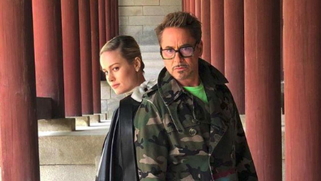 Robert Downey Jr Disebut Satu-satunya yang Tahu Jalan Cerita Avengers: Endgame