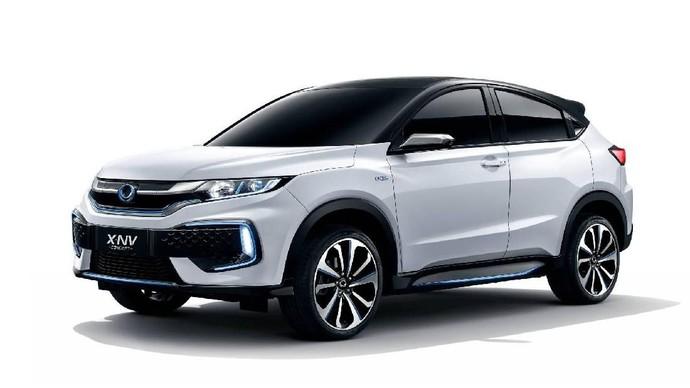 SUV Listrik Honda