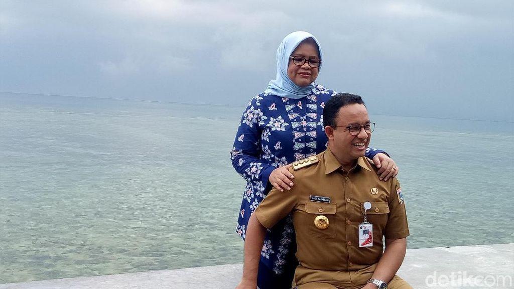 Kunjungi Pulau Sebira, Anies: Gubernur DKI Terakhir Datang ke Sini 1989