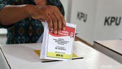 Situng KPU Pileg DPR 43%: PDIP Masih Teratas dengan 20,18% Suara