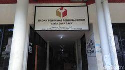 DKPP Berhentikan Ketua Bawaslu Surabaya dan Sanksi Anggota