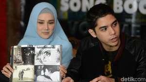 Mulan Jameela dan Dul Jaelani Rayakan Ulang Tahun Bersama