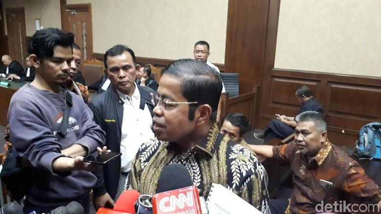 Hakim Pulang Kampung untuk Nyoblos, Vonis Idrus Marham Ditunda