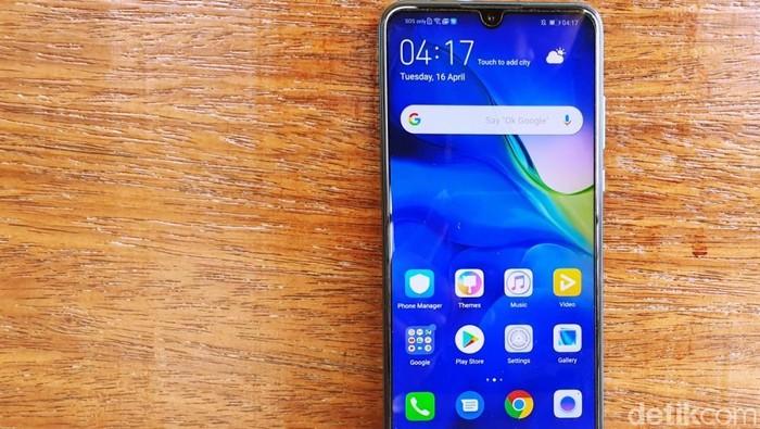 Huawei P30 Lite. Foto: fyk