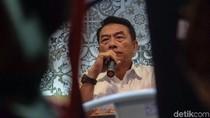 Moeldoko: Jokowi Siap Kapanpun Bertemu Prabowo