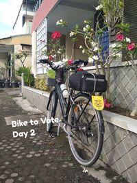 Hari kedua perjalanan Agus (istimewa/Agus Yuliyono)