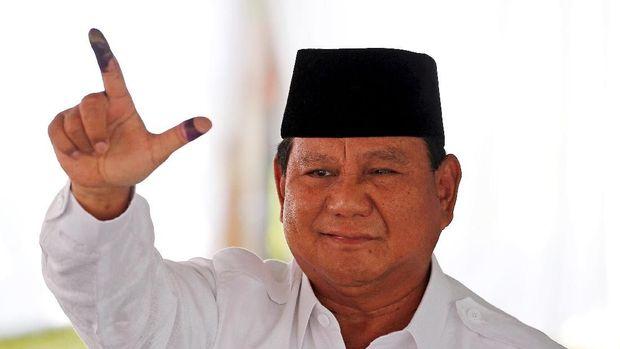 Imbauan Prabowo-Sandi: Jangan Golput, Segera Datang ke TPS!