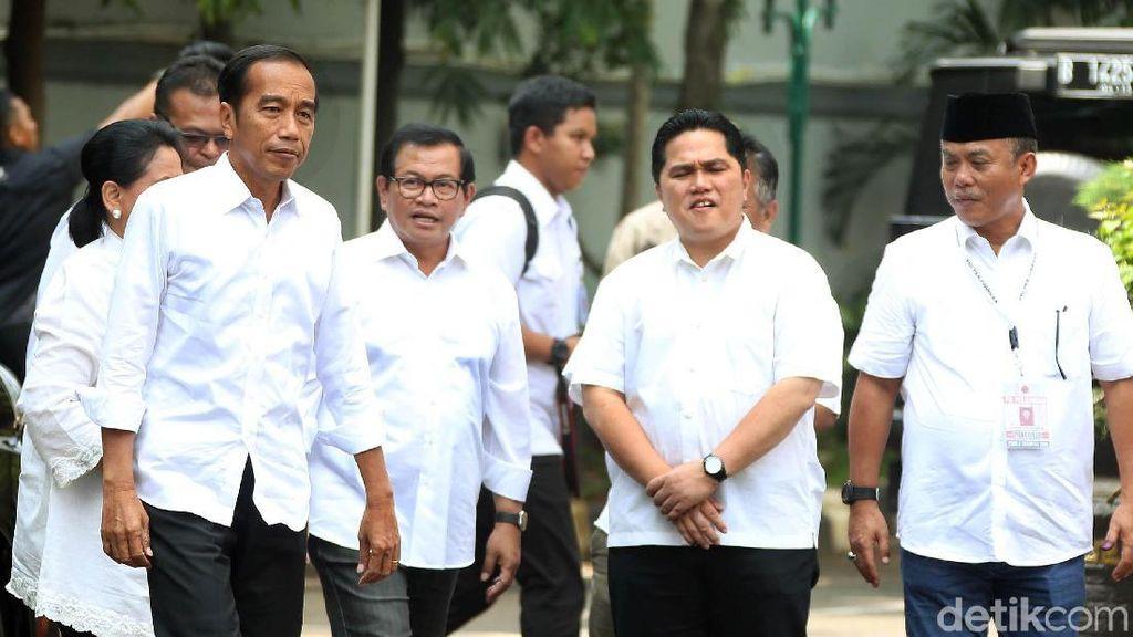 Pengusaha: Jika Terpilih, Jokowi akan Ganti Menteri Ekonomi
