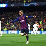 Video 5 Gol Cantik Perempatfinal Liga Champions
