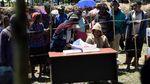 Intip Pemungutan Suara di Wamena Papua